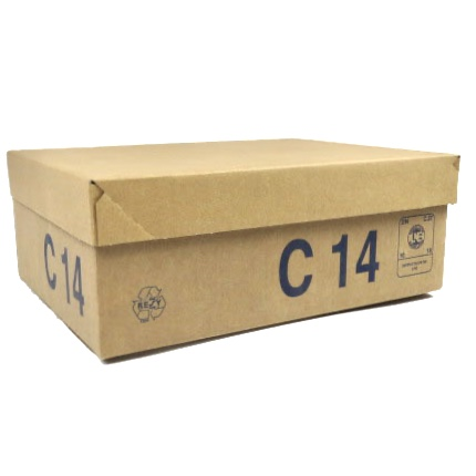 Caisse carton palettisable type C