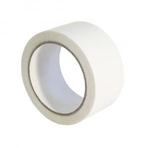 Ruban adhésif PVC solvant 32µ Blanc 48mm x 100ml