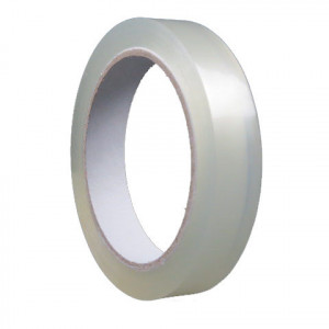 Ruban adhésif PP acrylique 25µ Transparent 19mm x 100ml