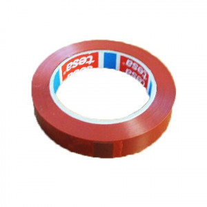 Ruban adhésif PP Acrylique 50µ Strapping Orange 19mm x 66ml