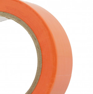Ruban marquage au sol PVC Solvant 180µ Orange 50mm x 33ml
