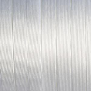 Feuillard textile fil à fil presse à balles blanc 9mm