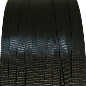 Feuillard polypropylène noir 12 x 0.6mm 1500ml