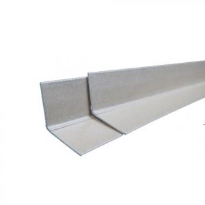Cornière carton kraft anti-humidité 2.5mm 35 x 35 x 1600mm