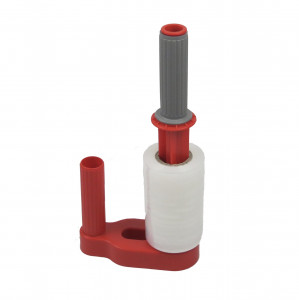 Dévidoir plastique bobinette film mandrin 38 mm