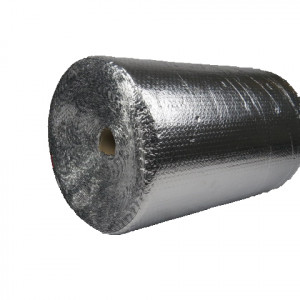 Logitherm aluminium double bulle 30mm 100µ 1,25mmx41ml