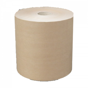 Rouleau kraft pure pâte velin 40g/m2 240mmx1500ml 14.4 kg/rl Ø70