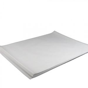 Papier alimentaire ingraissable Blanc 45 g/m² 500 x 650mm
