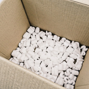 Particule de calage Palespan PS 0,5m3 Blanc