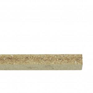 Cales de lin sans couche papier kraft Ep 34 mm dim 800 x 40mm
