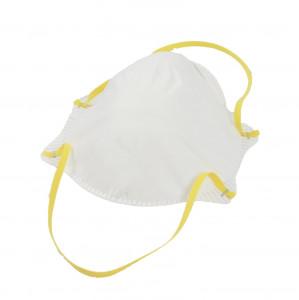 Demi-masque respiratoire avec valve