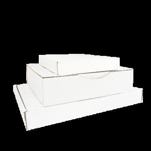 Boîte postale blanche 300 x 240 x 100mm