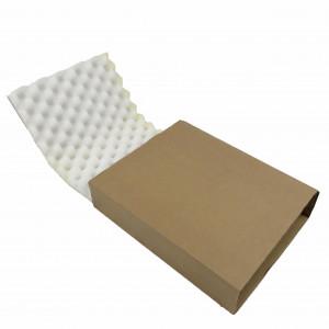 Étui carton avec protection mousse alvéolée 350 x 280 x 80mm