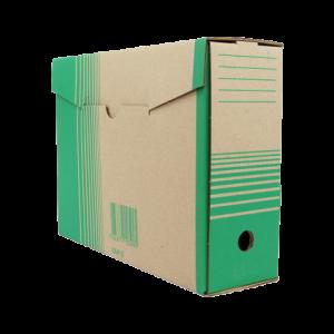 Boite archive kraft 245 x 330 mm dos 10 cm