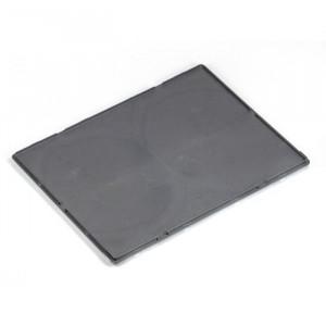Couvercle PP bac plastique 800 x 600mm Gris