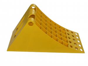 Cale de roue plastique 493x230x200