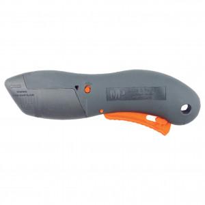 Cutter MASCARET à gachette lame rétractable 165 x 60 x 26mm